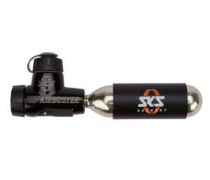 SKS Minipumpe CO2 Airbuster - lille CO2 cykelpumpe til lav pris