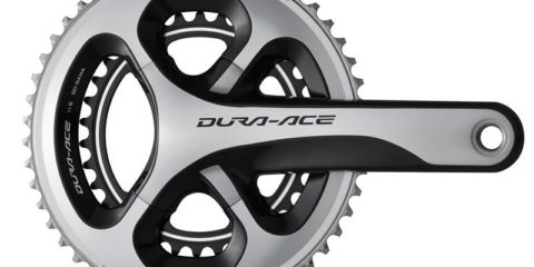 Shimano Dura Ace FC-9000 kranksæt - kranksæt til din racercykel